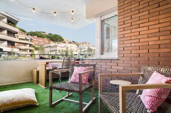 Apartamento en la costa de Barcelona