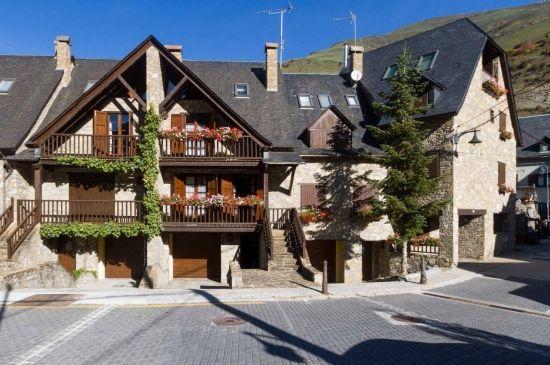 En el corazón de Arties, Casa Pruedo es su casa en la montaña