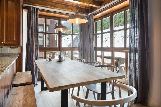 Perfecto para familias a pie de las pistas de esquí y 100% Luderna Design