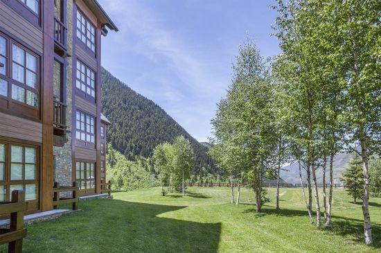 Apartamento en Val de Ruda, tranquilidad y vistas