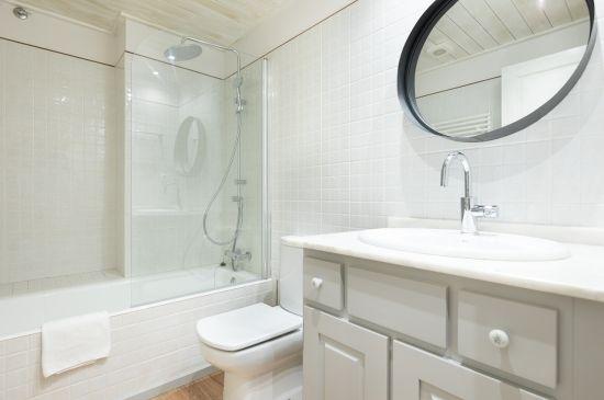 Encantador apartamento en Baqueira decorado por Luderna Design