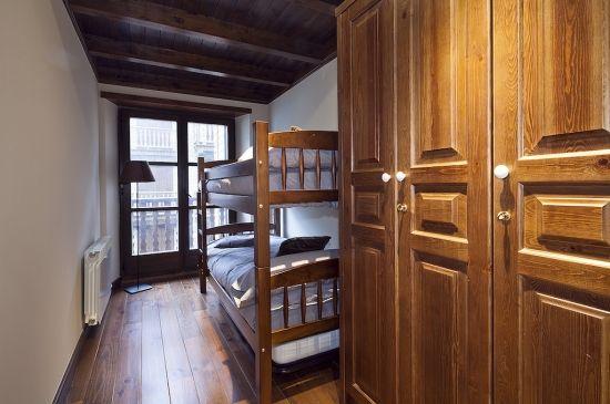 Gran relación €€. 2 dormitorios. 100% equipado en Val de Ruda