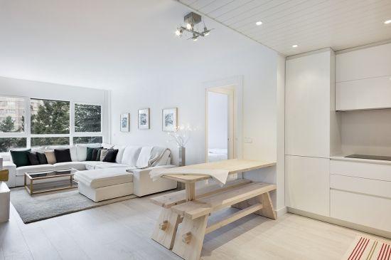 Diseño, confort y soleado