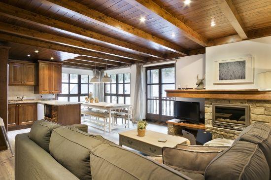 """Precioso apartamento de 3 dormitorios """"WoW"""" en Ruda. A pie de pistas"""