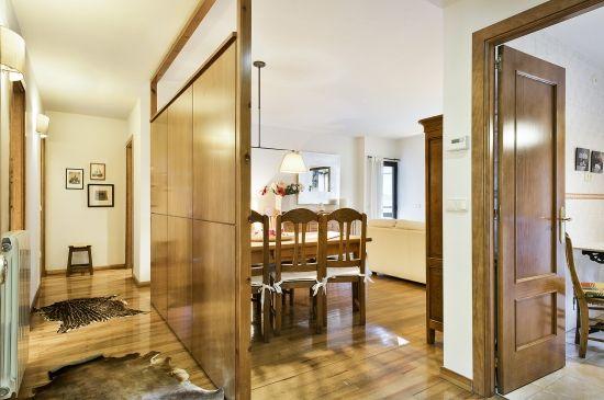 Céntrico y luminoso apartamento en Vielha