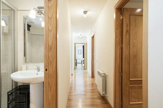 Apartamento 100% equipado para largas estancias