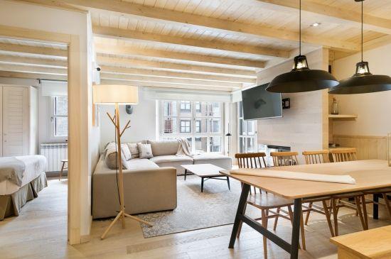 Apartamento tranquilo y equipado