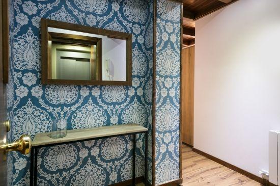 Apartamento decorado por Luderna Design, junto al telecabina