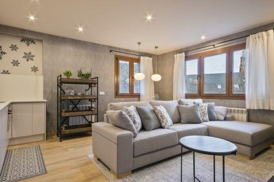 Ideal apartamento para 4 en Gessa con sello Luderna Design
