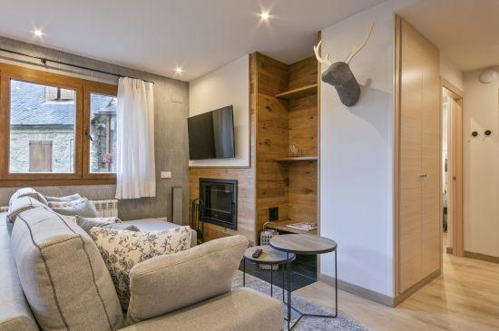 Ideal apartamento para 5 en Gessa con sello Luderna Design