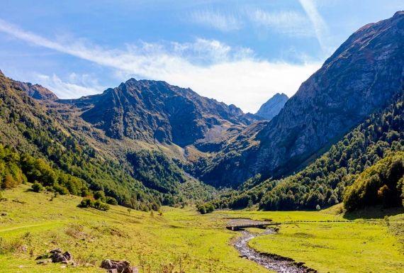 Los picos más emblemáticos del Valle de Arán