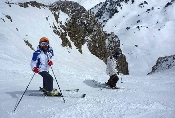 Clases esquí Baqueira: disfruta de la nieve