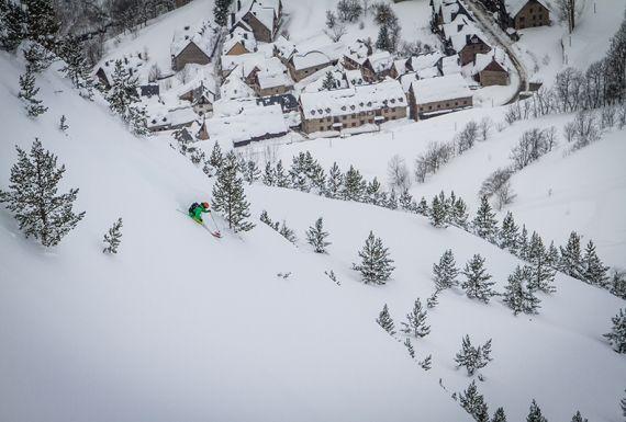 Lugares de nieve en España: ¿con cuál te quedas?