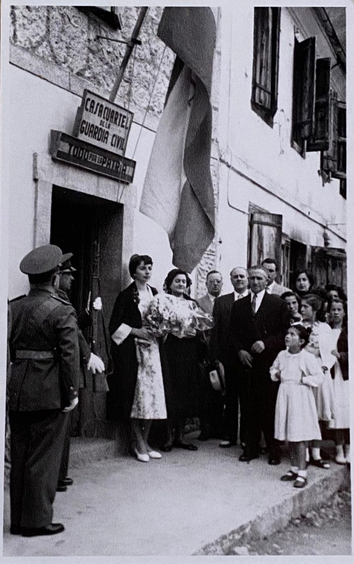 Casa Cuartel Arties 1940
