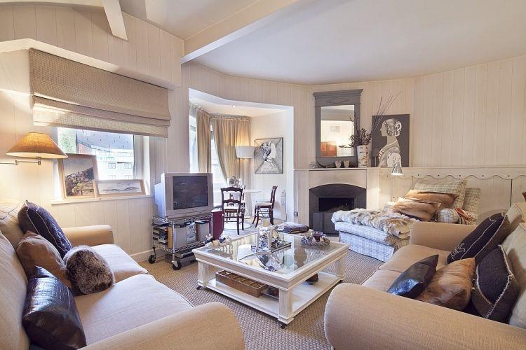 Apartamento Beciberri, sala de estar.