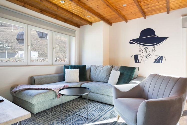 Alquiler apartamento a pie de pistas
