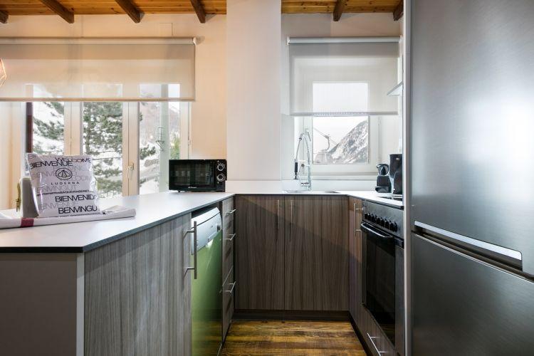 Alquiler apartamento por días a pie de las pistas de esqui