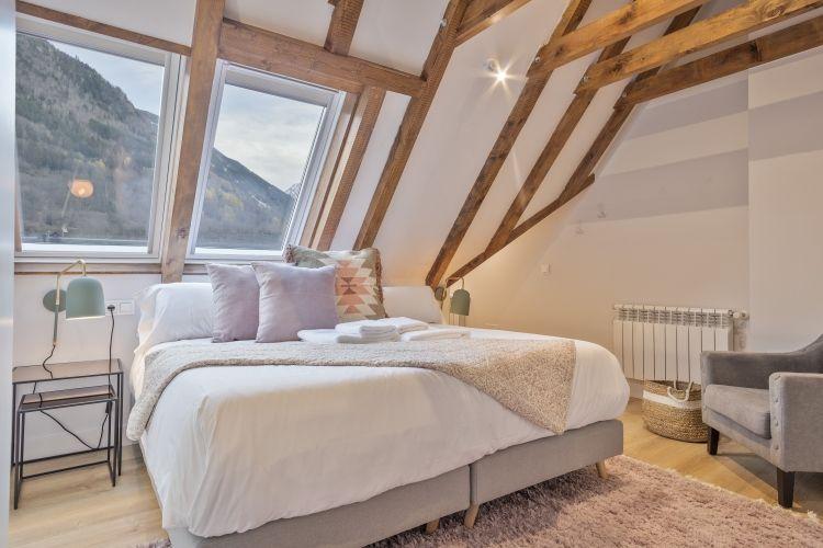 Casa Pruedo Dormitorio Ático Apartamento
