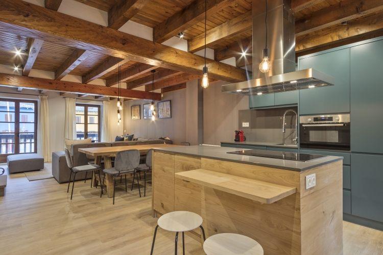 Casa Pruedo Salón + Cocina Apartamento