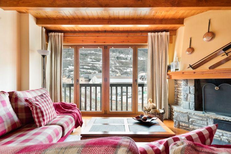 Alquiler de apartamento en Vielha, exclusivo LUDERNA