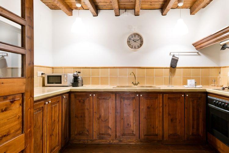 Apartamento alquiler por días en Pleta de Sulià, en Garós.
