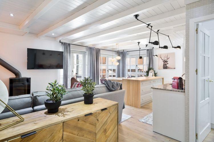 Alquilar apartamento Luderna Design a pie de pistas Baqueira