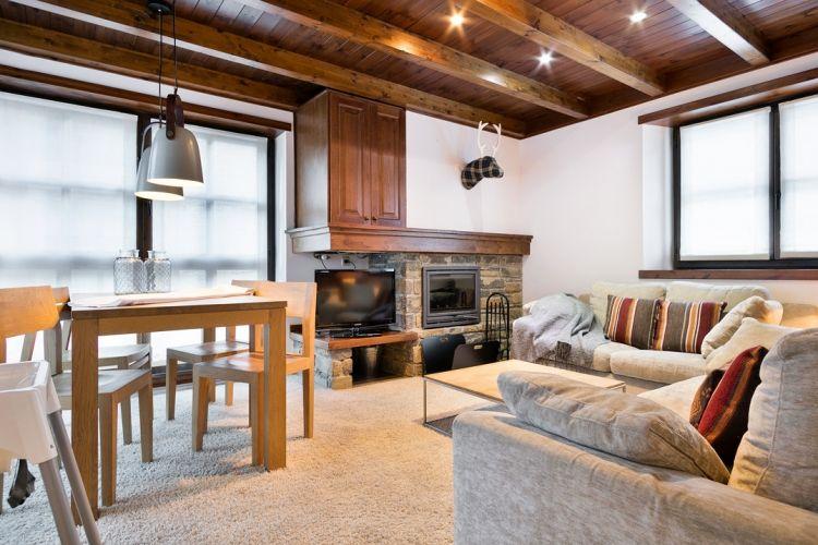 Alquiler apartamento en Val de Ruda a pie de las pistas