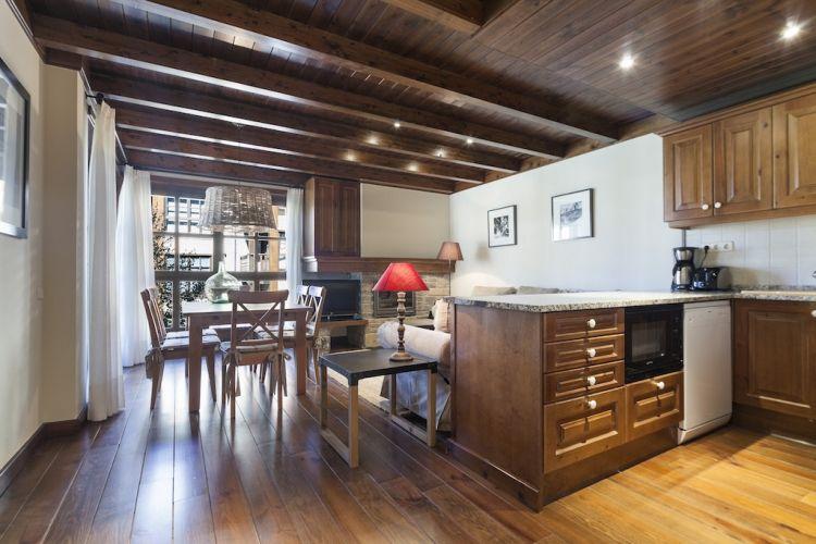 Apartamento Ruda A10. Sala de estar.