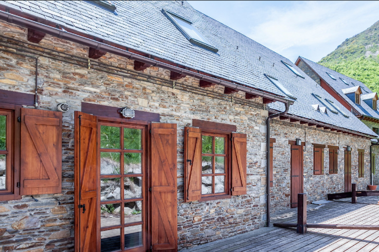 Alquiler casa en Bagergue