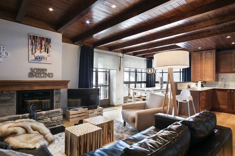 Alquiler Val de Ruda, gama WoW. Apartamentos Baqueira Beret sl