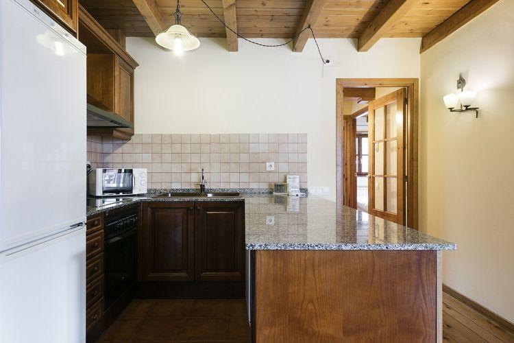 Alquiler apartamento en Gessa. LUDERNA apartamentosBAQUEIRABERET LUDERNA