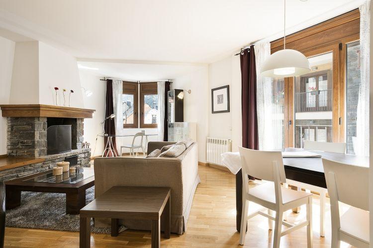 Apartamento B42, Dera Glèisa, Bossost