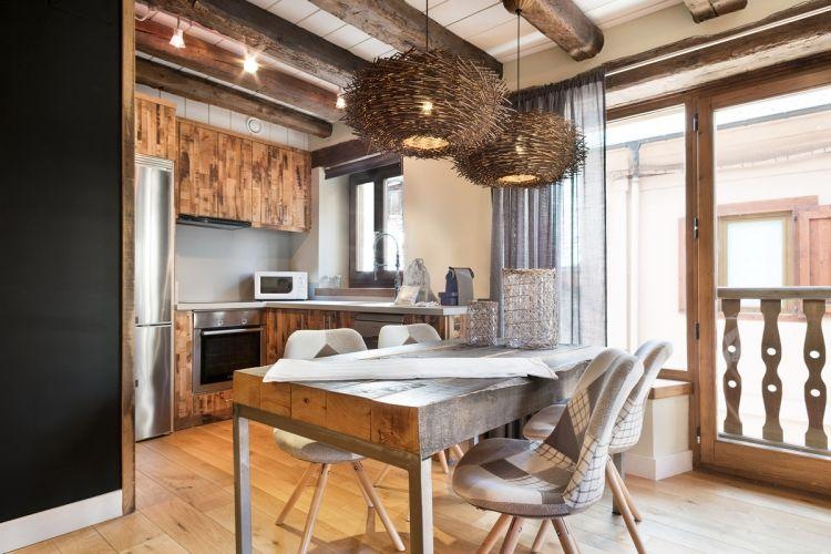 Alquiler de apartamentos en Salardú, Pin Roi