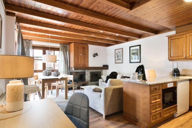 Alquiler en Val de Ruda Baqueira Beret Pirineos Ruda A3