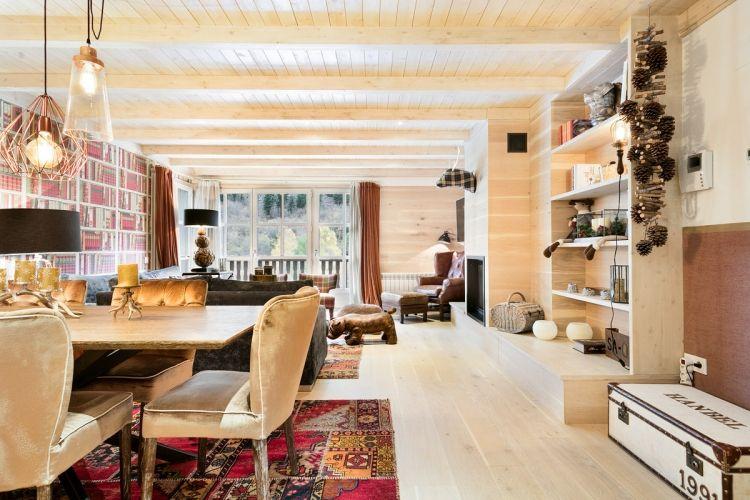 Alquiler de lujo de corta estancia Casa Ruda XII