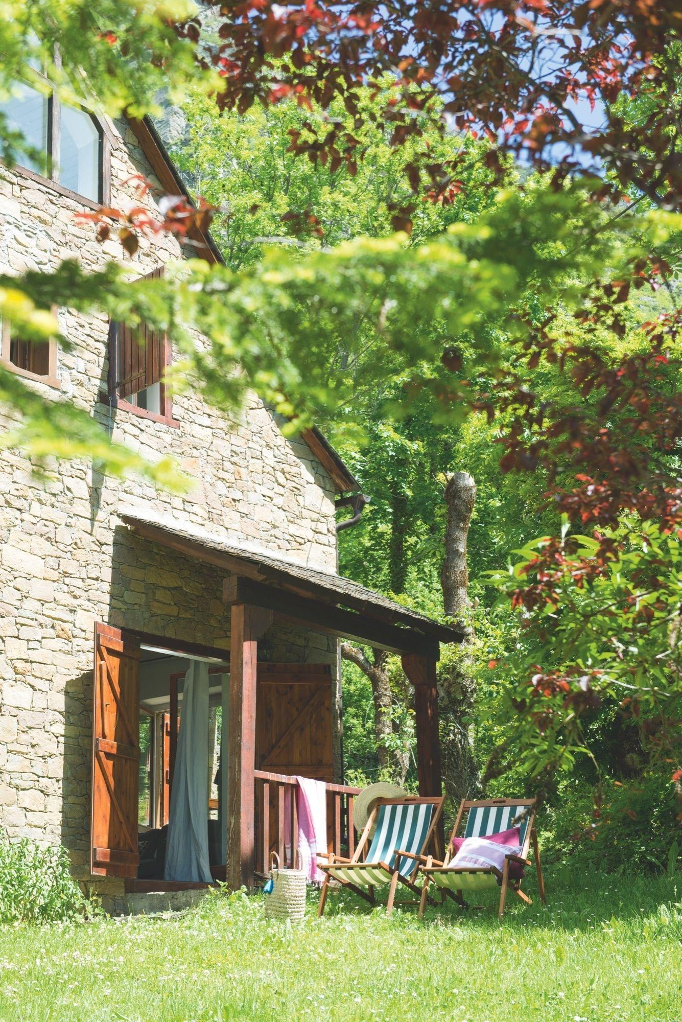 Apartamento Eth Pui en Unha, vista exterior