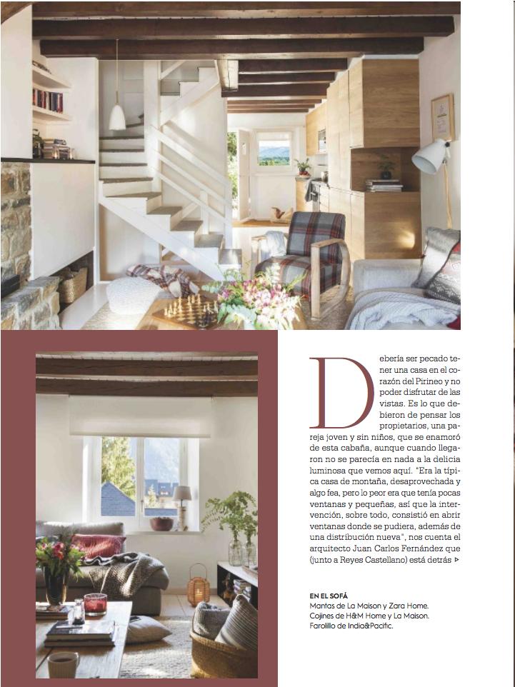 revista el Mueble, casa Treuetes