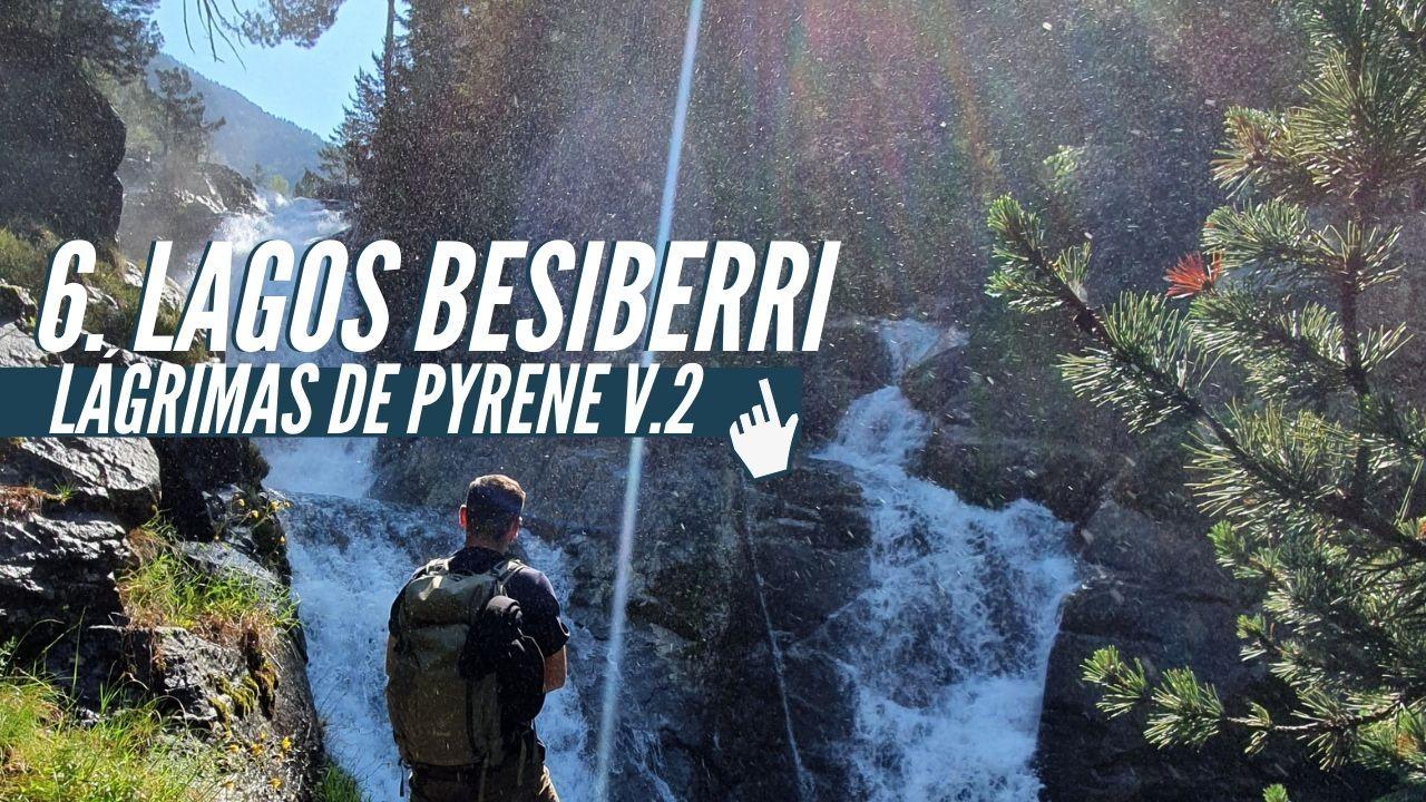 Cascadas Besiberri
