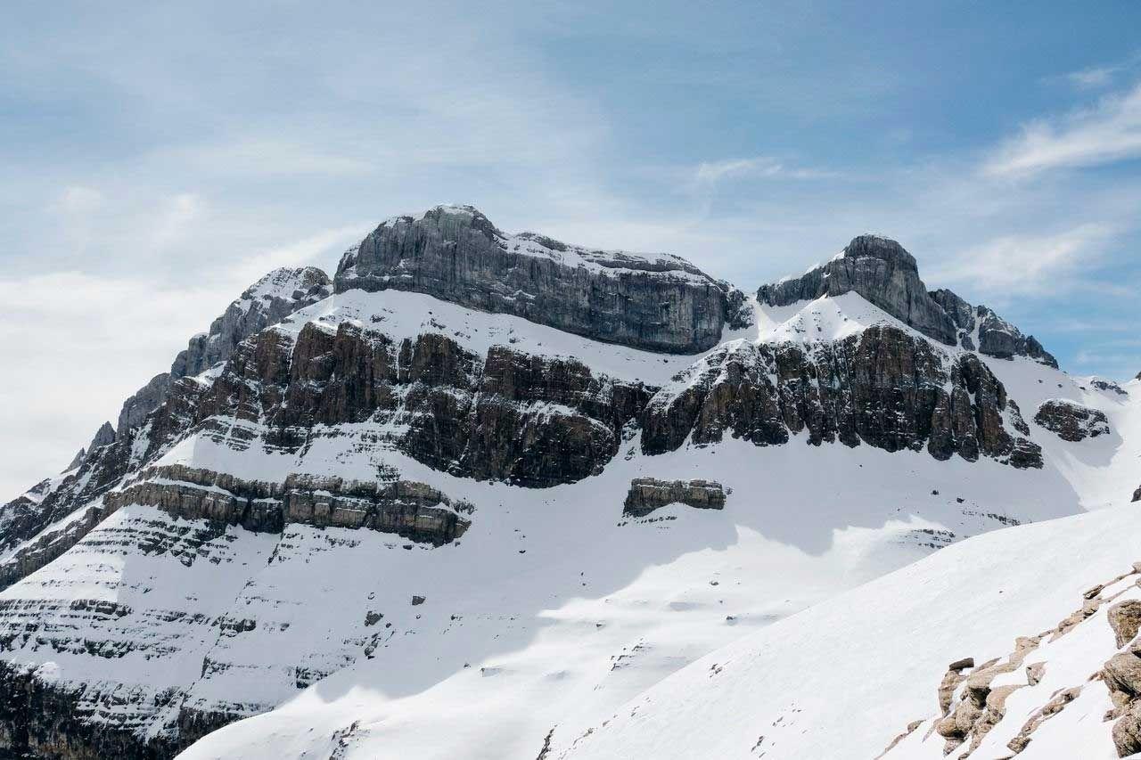 Perfil montaña candanchu