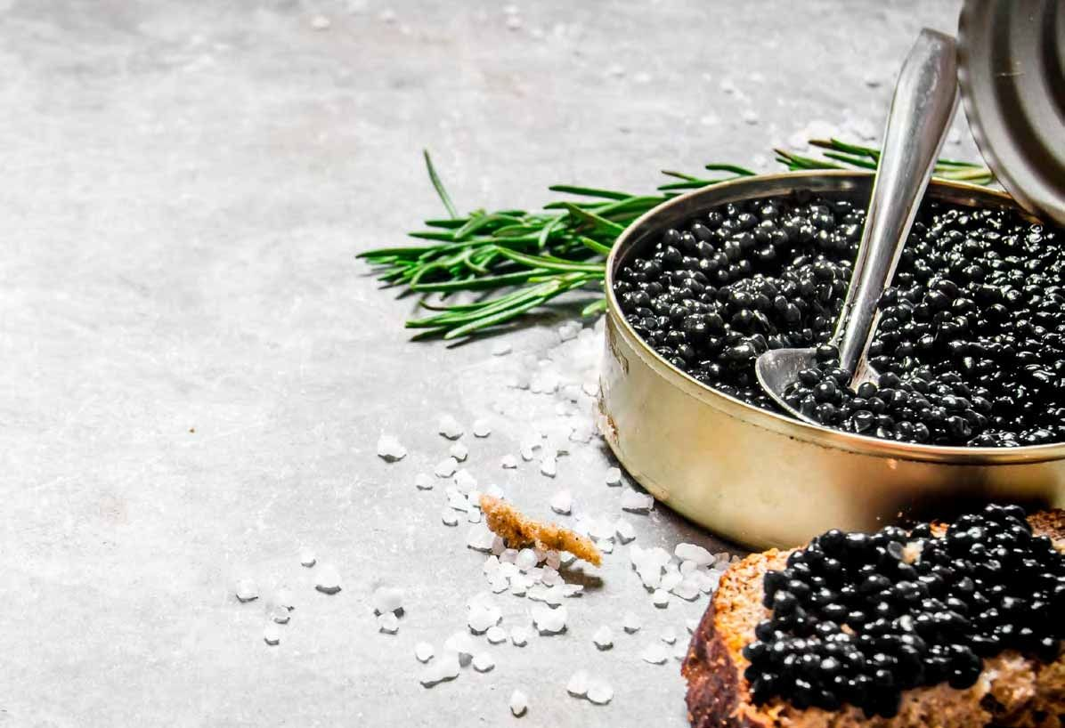 Caviar Nacari