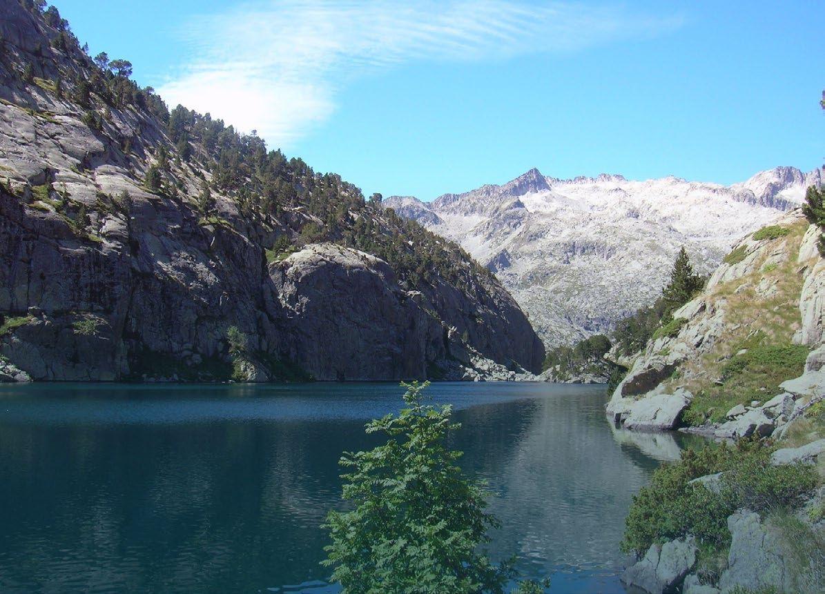Lago Negre