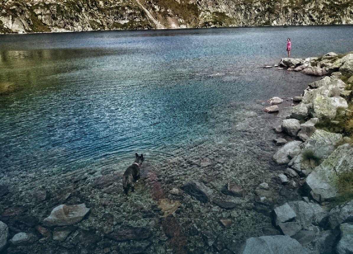 Lago de Redon