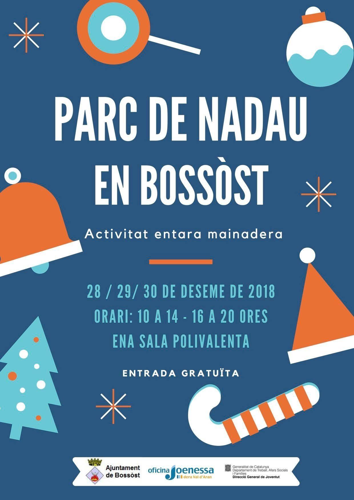 Parc de Nadau en Bossost
