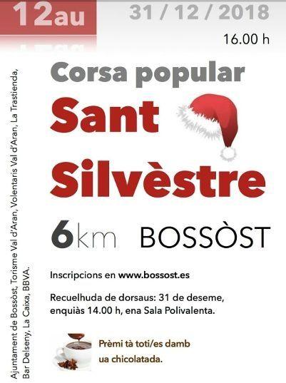 San Silvestre Bossost