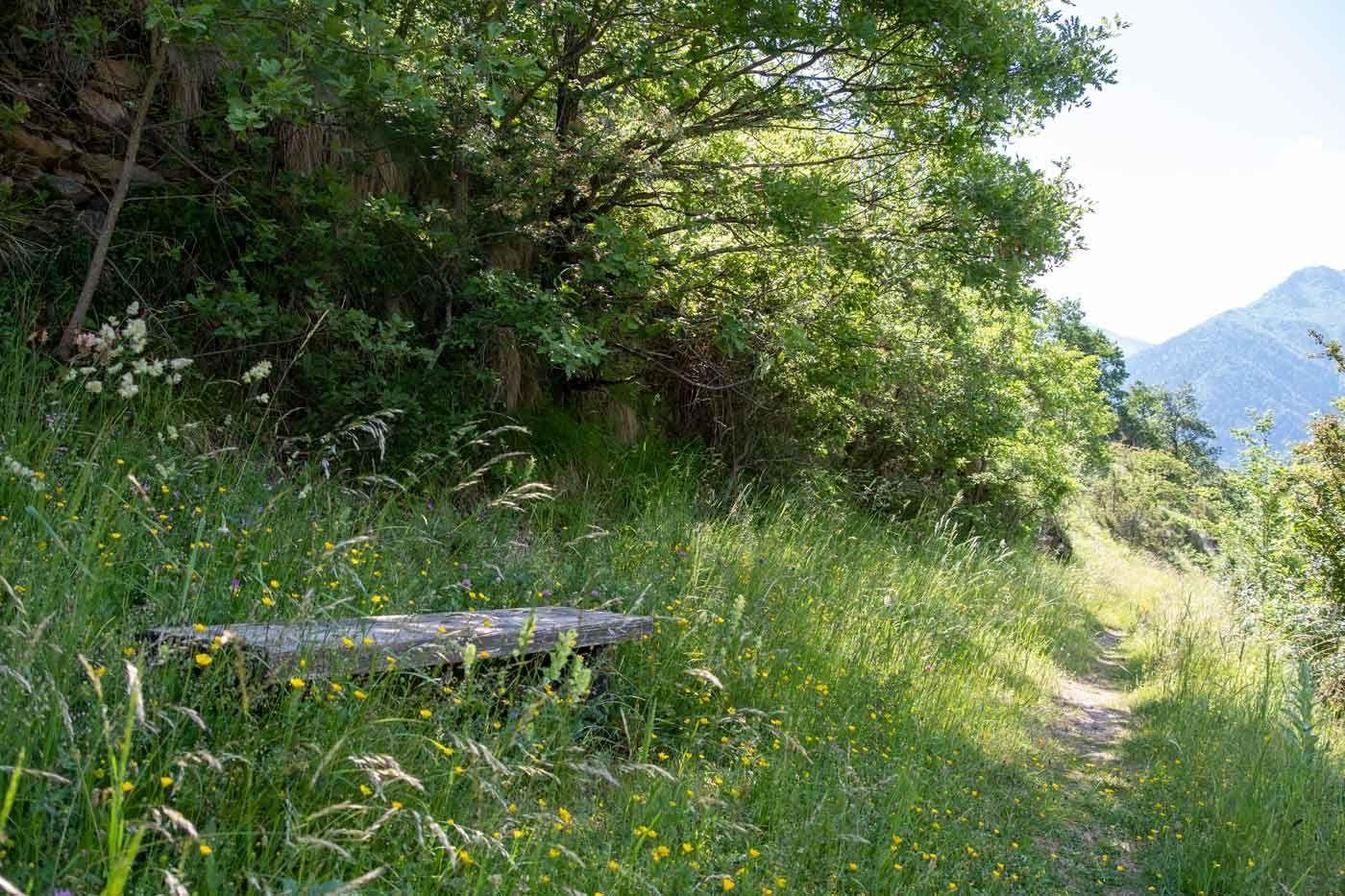 Ruta 7 pueblos valle de aran