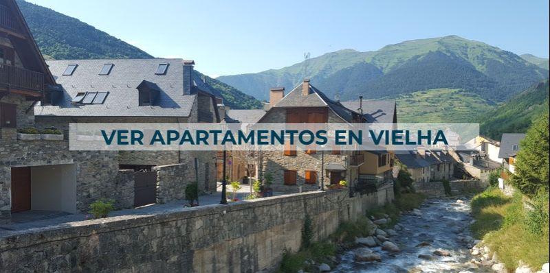 apartamentos en Vielha