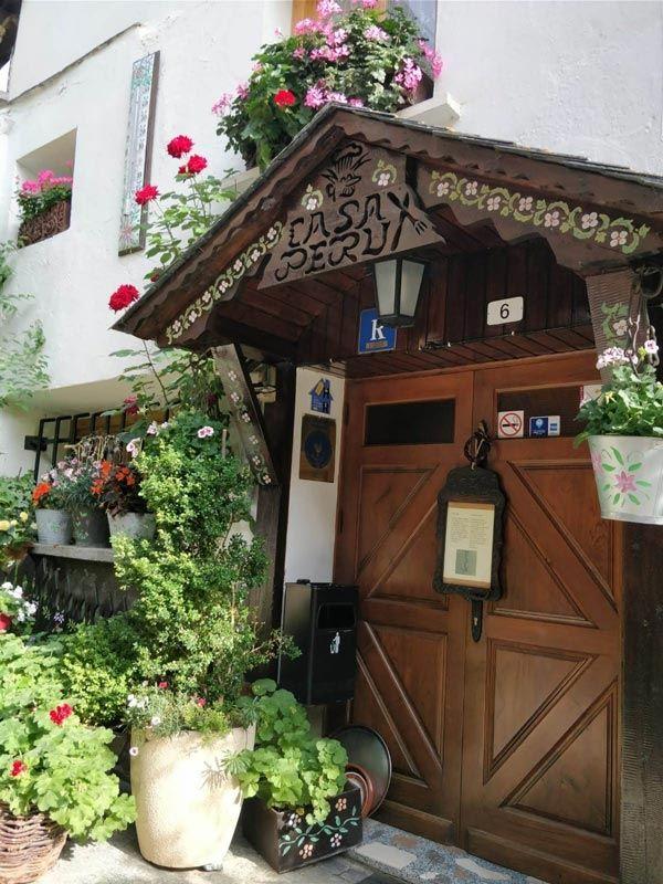 casa peru restaurante bagergue