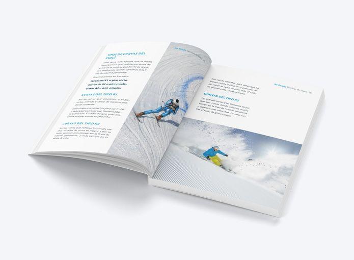 eBook gratis: Be ready: Técnicas de esquí by Luderna
