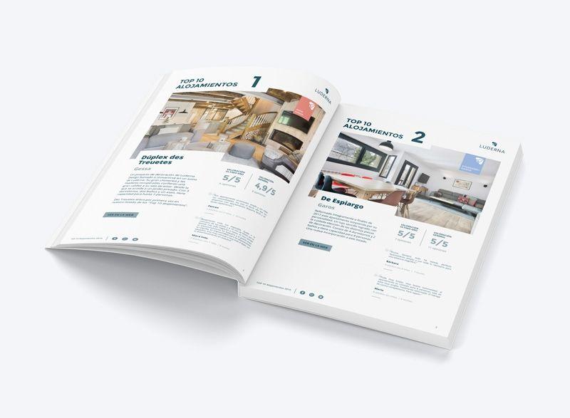 eBook gratis: Top 10 mejores alojamientos 2019 by Luderna