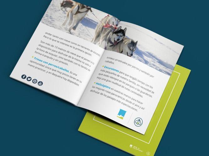 eBook gratis: Baqueira, esquiar y mucho más by Luderna